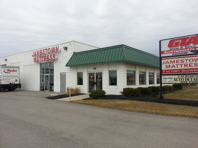 187 Jamestown Mattress Co Another Great Clear Vision