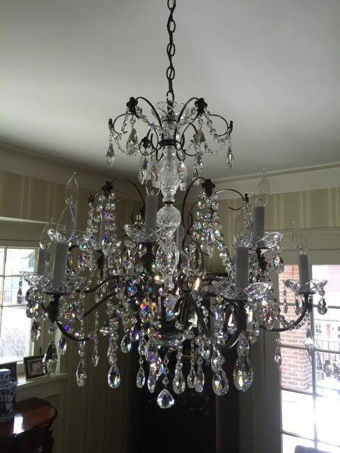 chandelier cleaning showroom awarded 1 in denver co
